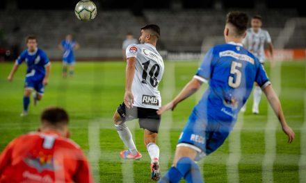 Fc Universitatea Cluj – CS Pandurii Tg. Jiu Scor final 2-0