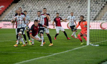 Universitatea Cluj 1 – 1 Concordia Chiajna